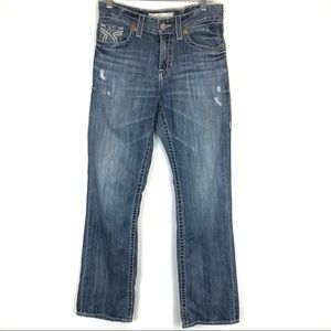Buckle Vintage Big Star Pioneer Bootcut Jeans